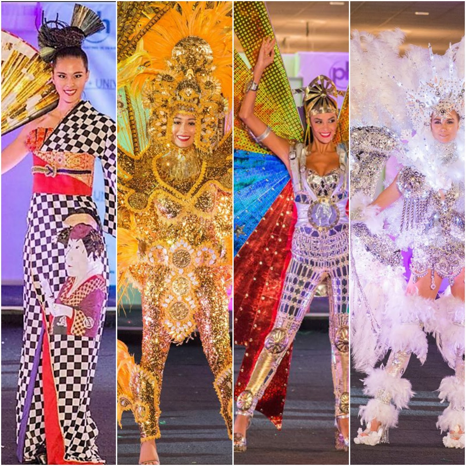 One of these--not really associated with who eventually wins the Miss Universe crown but still A FAVORITE of Pageant Fans--is the National Costume ...  sc 1 st  Nick Verreos & SASHES AND TIARAS.....MISS UNIVERSE 2017 National Costumes: My TOP ...