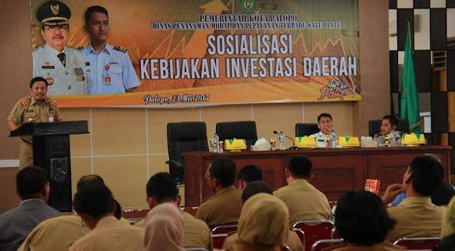 Soal Perizinan, DPMPTSP Palopo Minta Sinkoronisasi Mulai dari Lurah