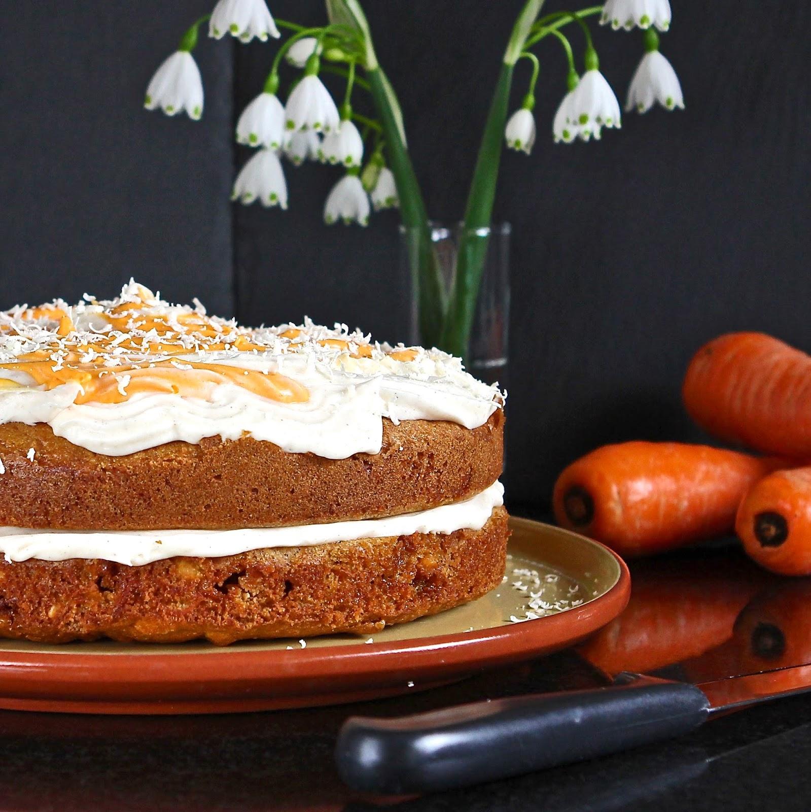 Wow Carrot Cake
