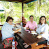 Usai Bantu Yanni, Ketua YKB di Ajak Makan Siang Oleh Wawali SAS