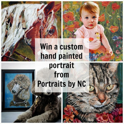 Pets Are Family Too {Portraits by NC GIVEAWAY}
