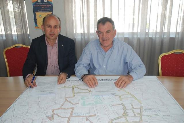 Σύμβαση του έργου «Επισκευή και συντήρηση σχολικών κτιρίων στον Δήμο Μεσσήνης»
