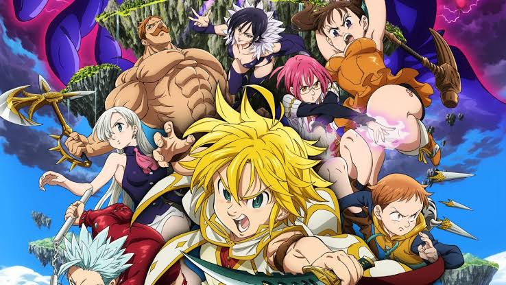 Nanatsu No Taizai Movie Subtitle Indonesia