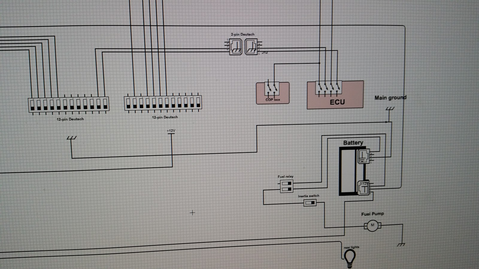 Ill Villain 2015 Ae86 Wiring Diagrams Found These I39m Not Very Good At Reading Early Iteration Main Loop Schematic Purpose Here Was To Figure Out Deutsche Connector Pin Count Clip Type And Size