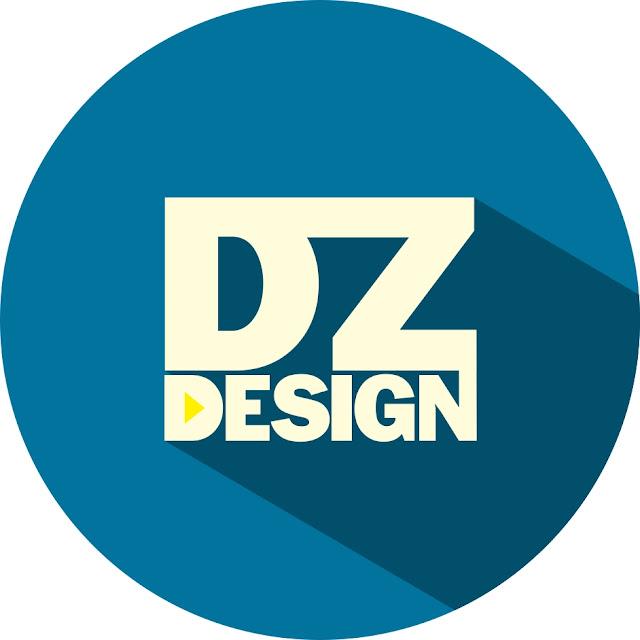 Logo DZ Design (Flat)