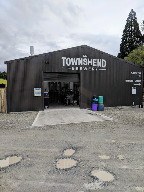 Nelson Craft Beer: The Townshend Brewery at Toad Hall in Mouteka New Zealand
