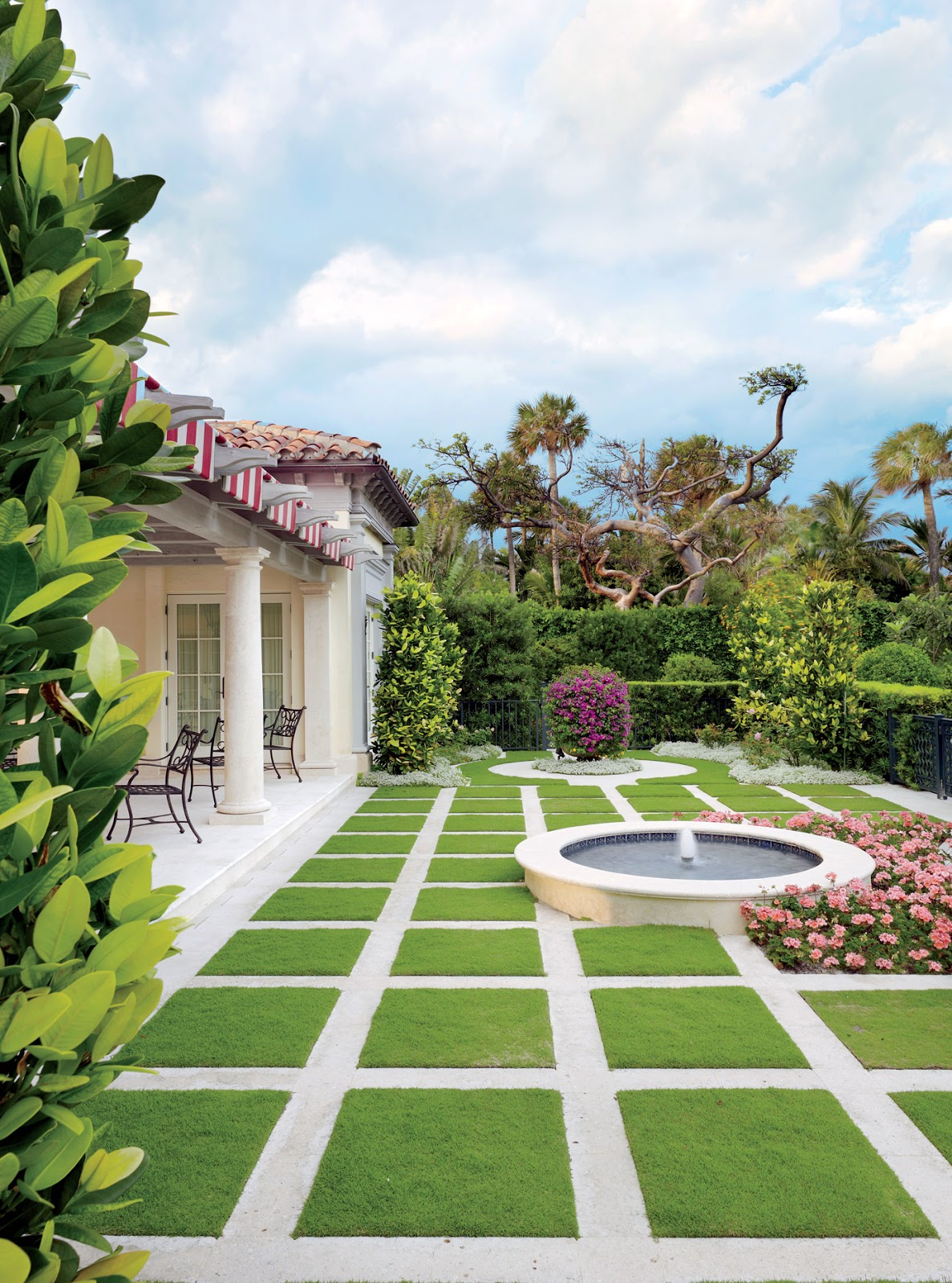 A Palm Beach Landmark Restored to its Former Glory - The Glam Pad