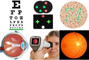 綜合眼科視光檢查