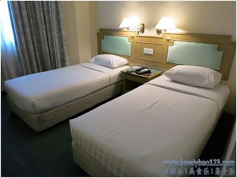 【怡保住宿】Regalodge Hotel Ipoh| 地点超方便的怡保市中心商务酒店