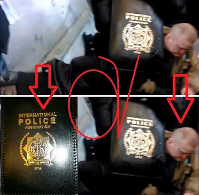 Πράκτορες της INTERNATIONAL POLICE ASSOCIATION συνελήφθησαν στην Ουκρανία!