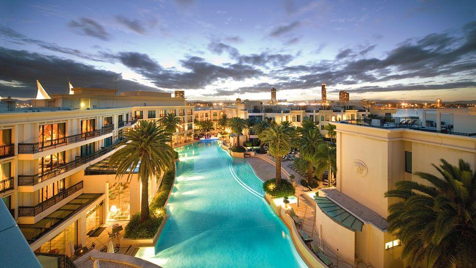 Escape To Paradise Palazzo Versace Gold Coast Australia