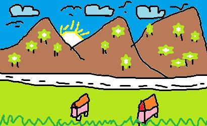 PAINT COMUNITY: Kreatifitas anak SD kelas 3 (2)