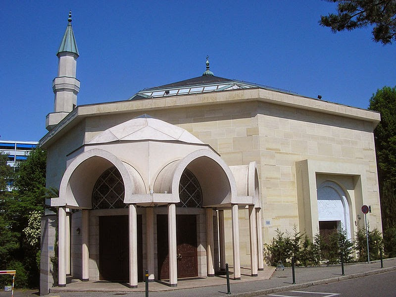 Geneva Mosque Swiss