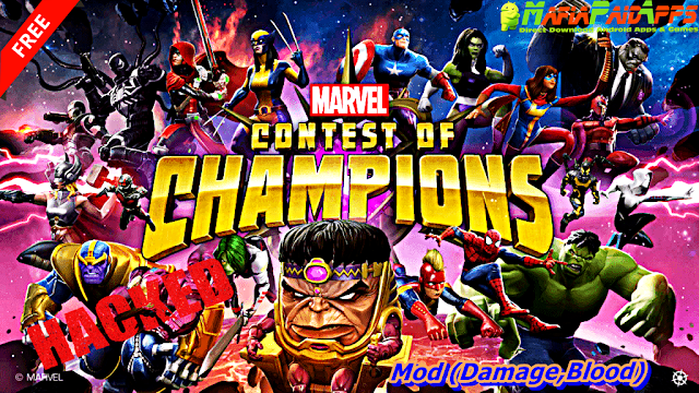 MARVEL Contest of Champions Apk MafiaPaidApps