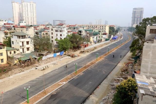 """Khu vực Hồ Tây đang dần trở thành nơi """"đáng sống"""" nhất tại Hà Nội."""