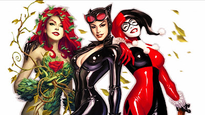 Gotham City Sirens Movie