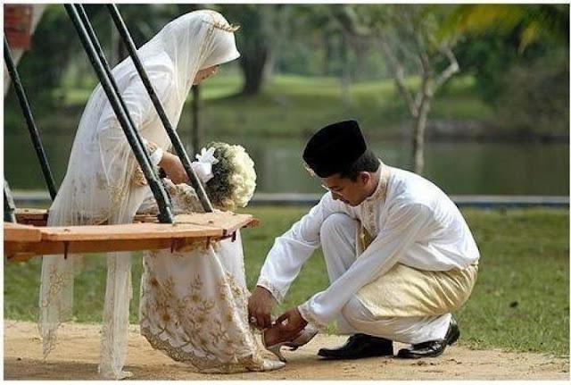 imam syafi'i menikah anak laki-lakinya