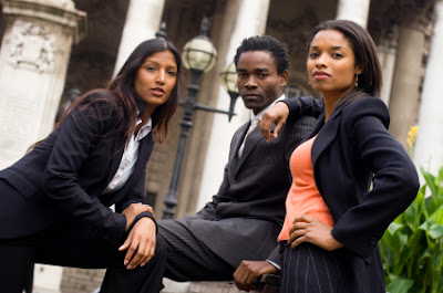 Young Black and Minority Students