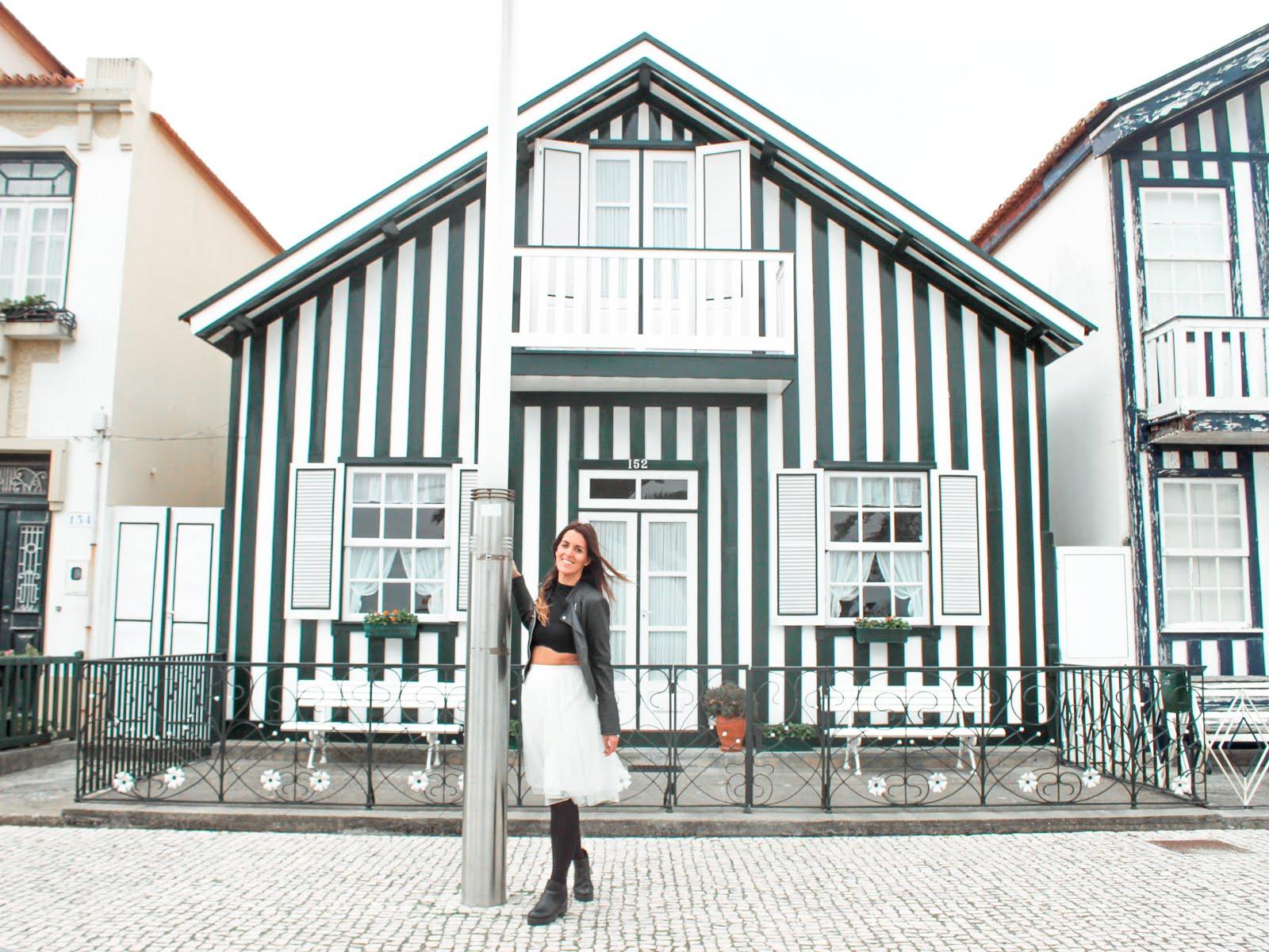 Casas Colores Costa Nova Aveiro