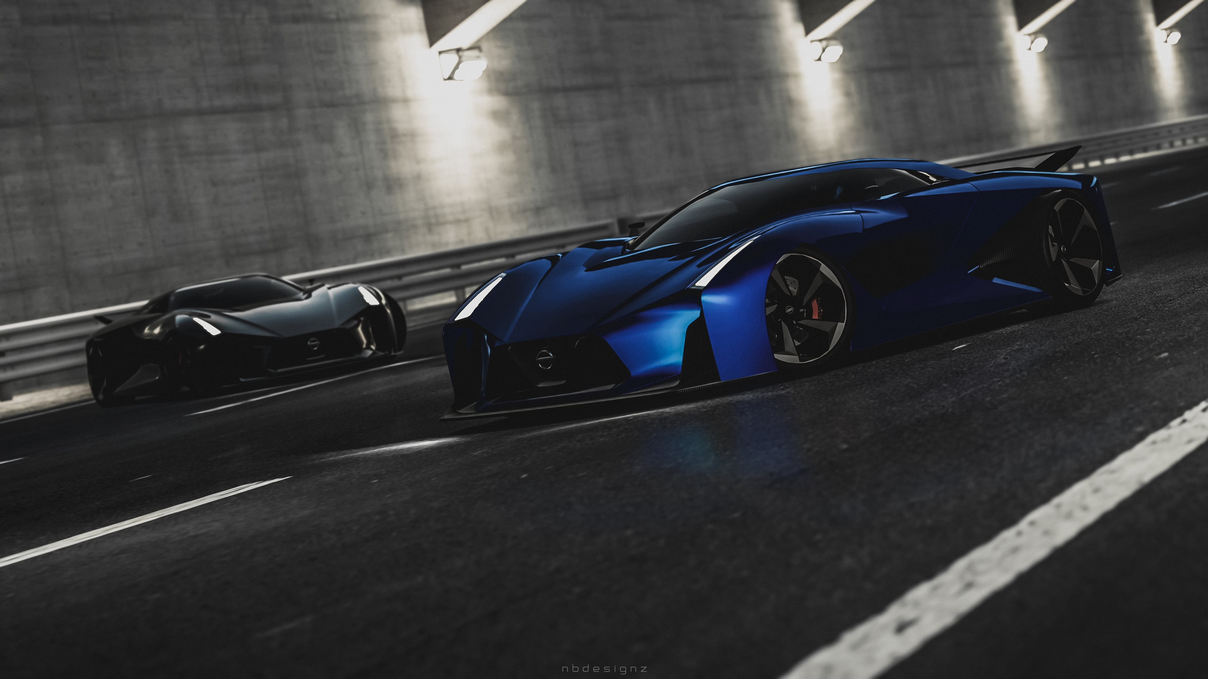 nissan 2020 vision gran turismo concept wallpapers in hd 4k and wide
