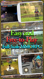 RPG Iruna MOD Online MMORPG 3.2.7E Apk