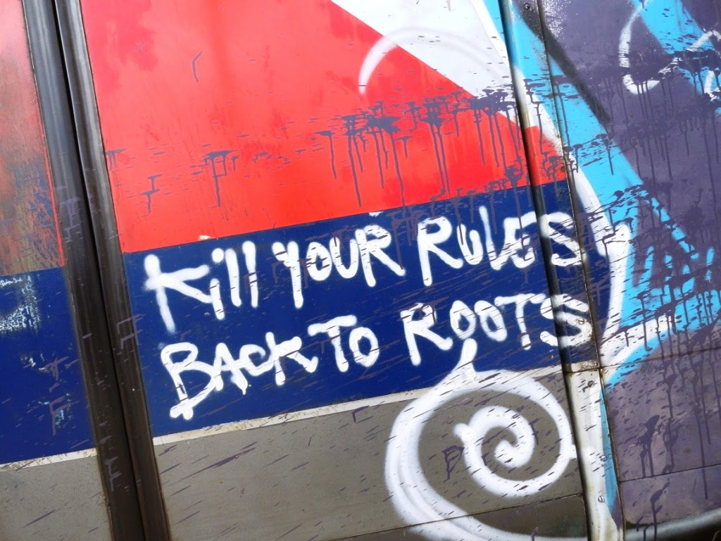 Kill your rules back to roots