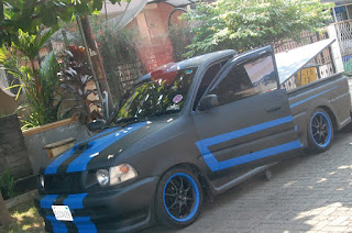 modifikasi mobil suzuki apv pick up foto mobil apv pick up modifikasi