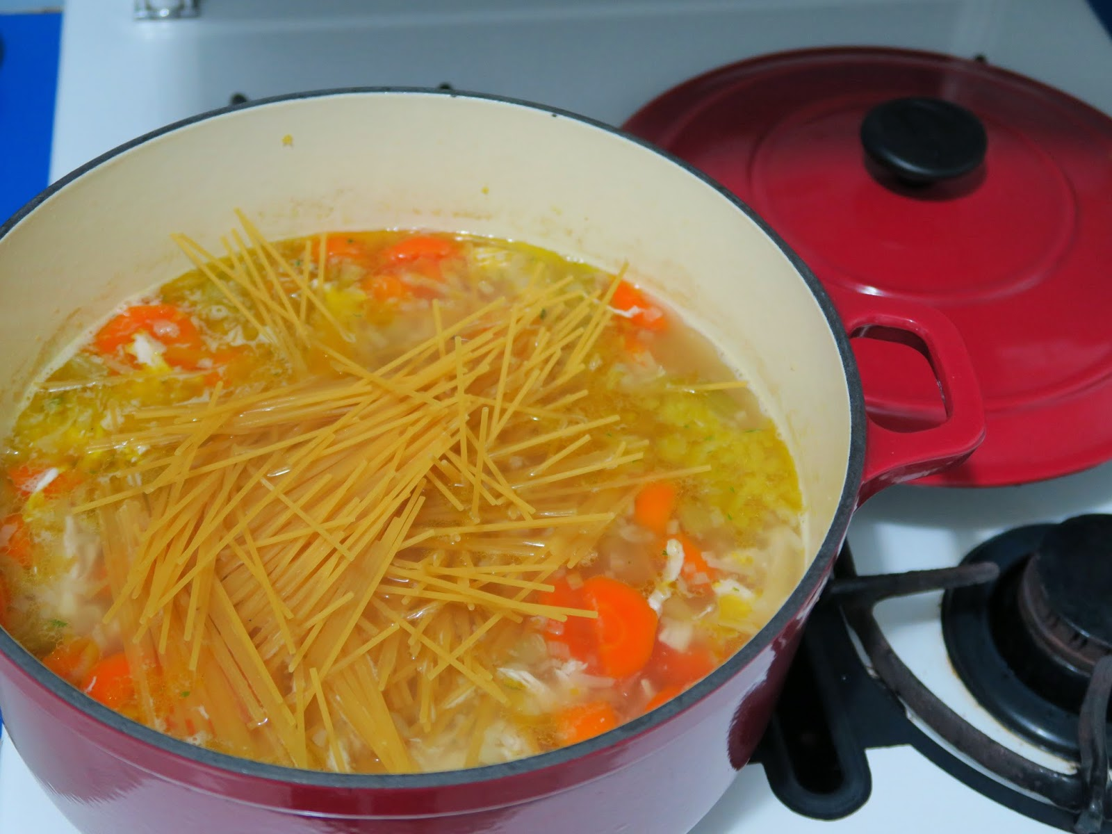 Chicken Noodle Soup | Salt sugar and i