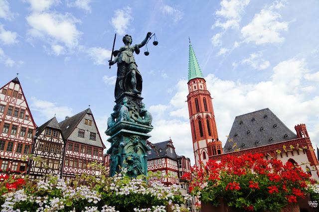 O que fazer em Frankfurt no verão
