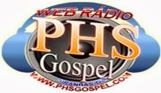 Web Rádio PHS Gospel de Piranhas ao vivo