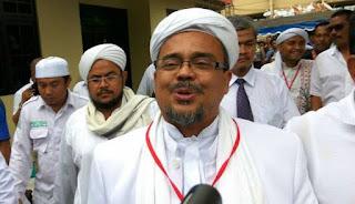 Waduh Karena Dianggap Telah Menistakan Agama, Habib Rizieq Dilaporkan ke Polisi - Commando