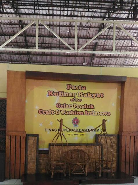 Pesta Kuliner Rakyat, Sarana Pemasaran Dan Pengembangan Produk Kuliner dari UMKM