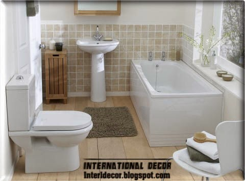 latest small bathroom decorating ideas and designs