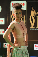 Akshara Haasan in Peach Sleevless Tight Choli Ghagra Spicy Pics ~  Exclusive 35.JPG