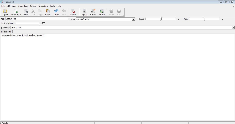 NextUp TextAloud 4.0.44 poster box cover
