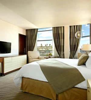 Hilton Windhoek Hotel Guest Room