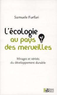 """Energie et développement - """"l'écologie au pays des merveilles"""" de Samuele Furfari"""