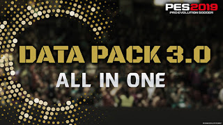 PES 2019 Data Pack 3.0 All In One - DLC 3.0 AIO Download
