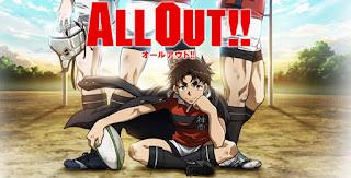 All Out!! – Todos os Episódios