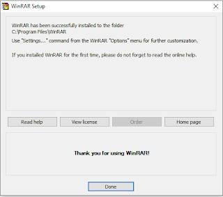 Software yang kami posting selanjutnya ialah WinRAR Unduh WinRAR.v5.40.x64 Terbaru