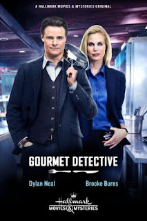The Gourmet Detective (2015) Comedia dramatica con Dylan Neal