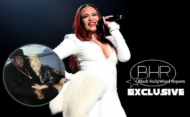 "Faith Evans Is Back With New Music Video Featuring Notorious BIG ""Legacy"""