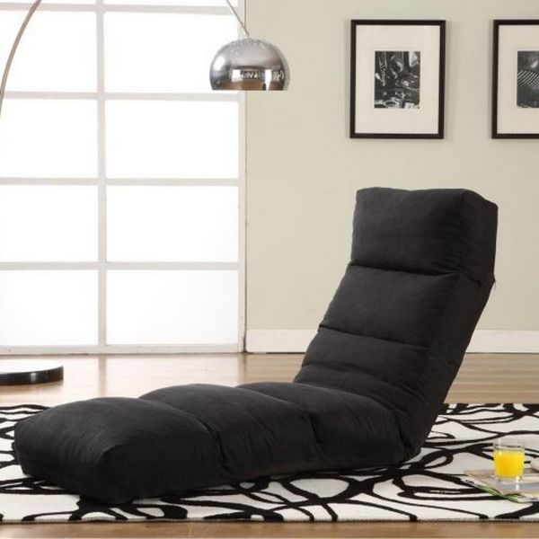 Curved Relaxing Lounge Chair
