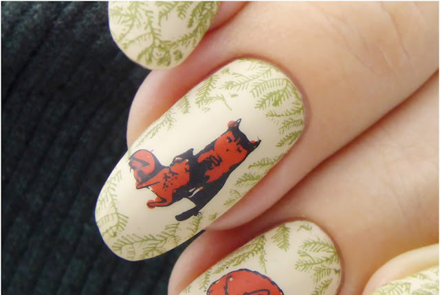 Liski | Fall Stamping Week #3