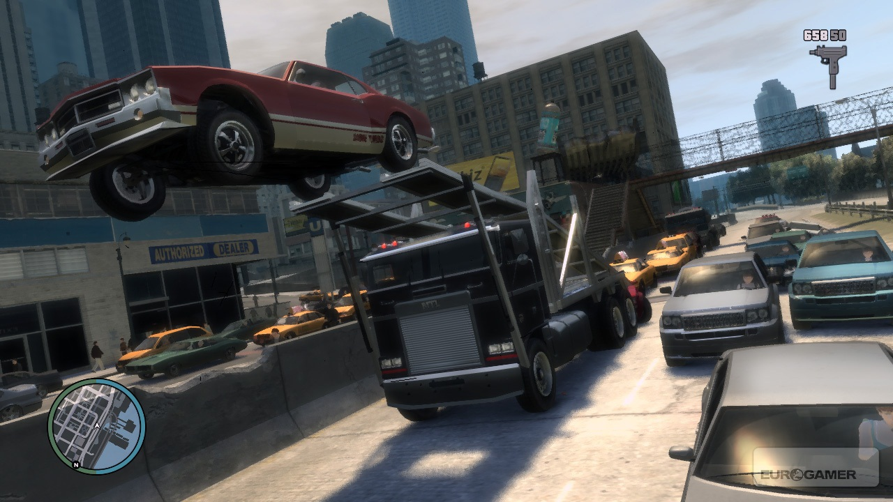 GTA IV Free download full version for PC - Free PC Games