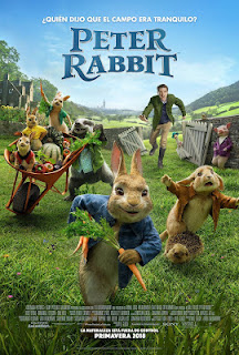 Las Travesuras de Peter Rabbit en Español Latino
