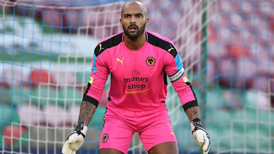 Nigeria' Super Eagles Carl Ikeme quits Wolves after cancer battle