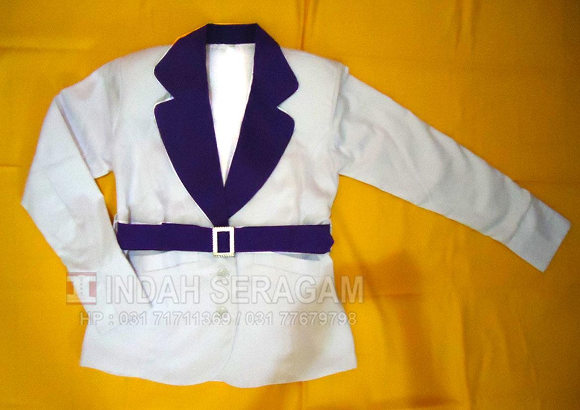 Indah seragam amethyst clinic uniform for Baju uniform spa
