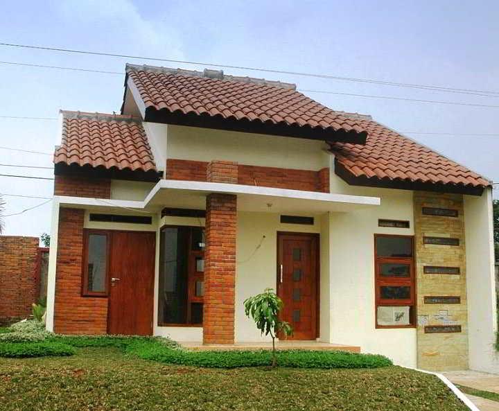 24 Model Desain Rumah Sederhana Tapi Indah Kelihatan Mewah