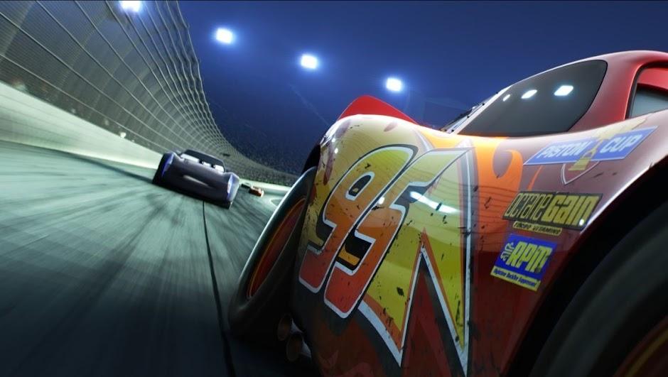 Carros 3 | Imagens e clipes apresentam os personagens da sequência de animação